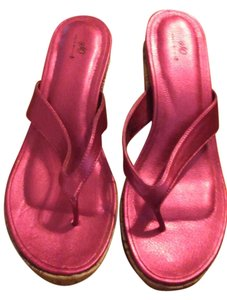 SO Pink Sandals