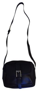 Francesco Biasia Travel Adjustable Leather Cross Body Bag