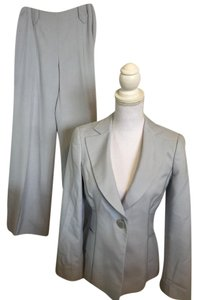 Armani Collezioni Armani Collezioni Light Blue Pants Suit 3
