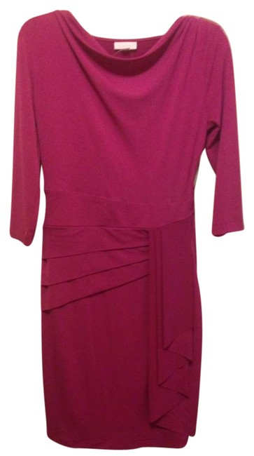 Preload https://item5.tradesy.com/images/new-york-and-company-pink-stretchy-pleated-knee-length-workoffice-dress-size-6-s-201054-0-0.jpg?width=400&height=650