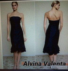 Alvina Valenta Black 9742 Dress