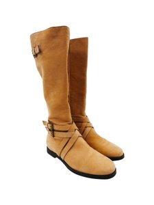 Cole Haan Tan Boots
