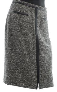 Dana Buchman Skirt Black and White