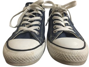 Converse Low Top Classic Blue Athletic