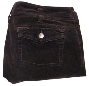 Calvin Klein Capri/Cropped Denim-Dark Rinse