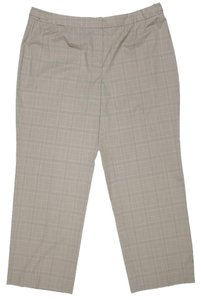 Jones New York Straight Pants Beige