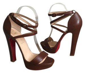 Christian Louboutin TABACCO Sandals