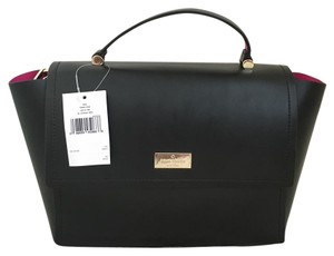 Kate Spade Satchel in Black / Pink