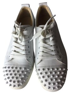 Christian Louboutin white Athletic