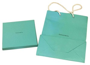 Tiffany & Co. Tiffany & Co gift box, bag and ribbon