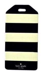 Kate Spade kate spade new york Luggage Tag Navy Rugby Stripe M237-86 B435