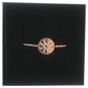 Stroili New in Box with gift bag Italian rose gold tone bracelet