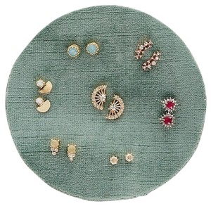 Anthropologie NWT Cocktail Party Earring Set