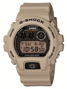 G-Shock G-shock Military Sand Watch Dw6900sd-8 Digital Day Date Limited Edition Rubber