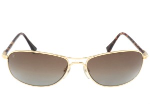 Louis Vuitton Tortoise Shell & Gold Sunglasses