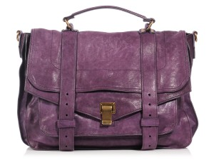 Proenza Schouler Ps1 Ps.k0914.05 Leather Brass Satchel