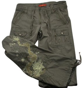 American Exchange New York Cargo Pants Green