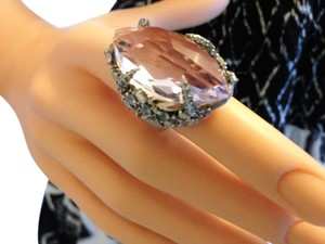 Alexis Bittar Ice Marquis ring