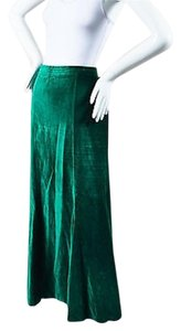 Moschino Cheap And Chic Maxi Skirt Green