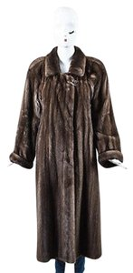 Other Maple Furriers Genuine Fur Ls Long Coat