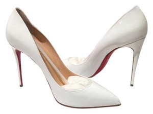 Christian Louboutin Pigalle Pigalle Follies Size 40 Pigalle white Pumps
