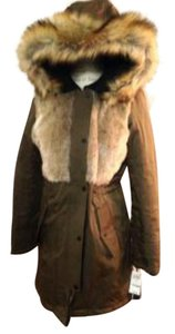 Bar III Walker Winter Fur Coat