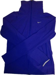 Nike New without tag nike fit dry purple jacket S