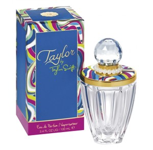 Taylor Swift TAYLOR by TAYLOR SWIFT Eau de Parfum Spray for Women ~ 3.4 oz / 100 ml