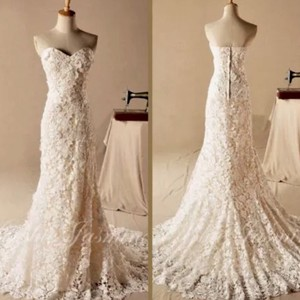 All Lace Wedding Dress Wedding Dress