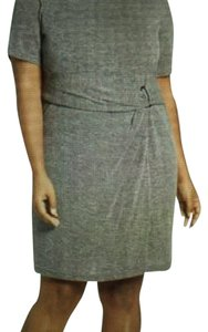 Ellen Tracy short dress Brown on Tradesy