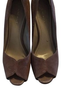 Nine West Dark taupe Flats