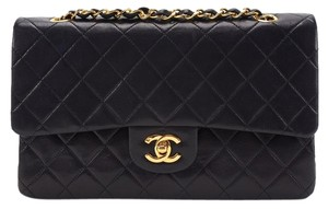 Chanel 2.55 Double Flap Shoulder Bag