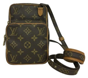 Louis Vuitton Lv Monogram Mini Amazon Cross Body Bag
