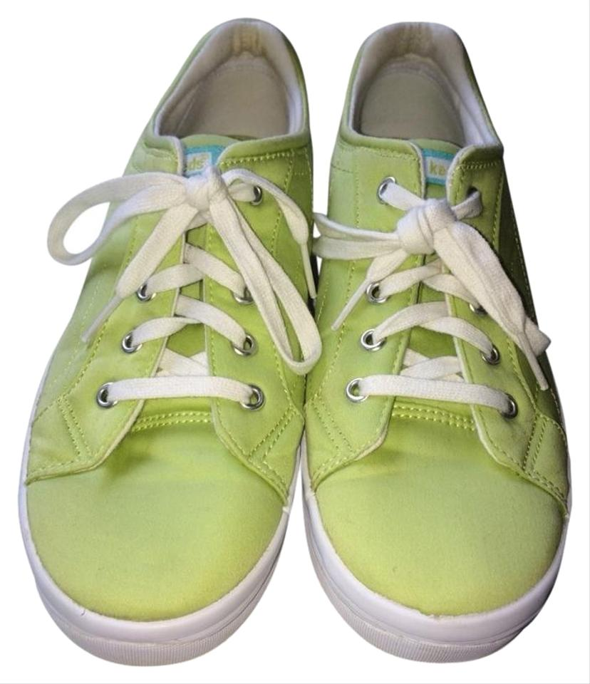 3cc03e0bf9188 Keds Lime Green Sneakers Size US 5.5 Regular (M