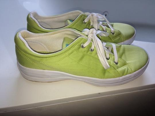 Keds Lime Green Athletic Image 1