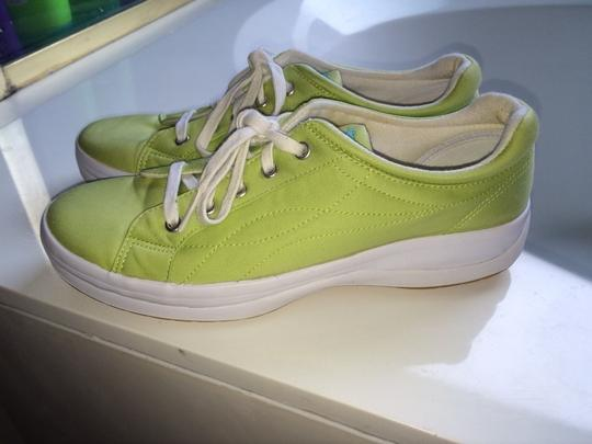 Keds Lime Green Athletic Image 2