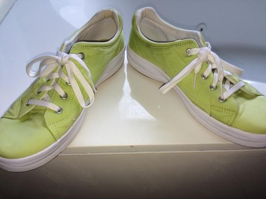 Keds Lime Green Athletic Image 3