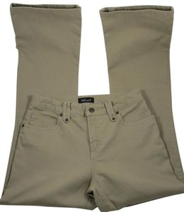 WilliSmith Boot Cut Pants Khaki