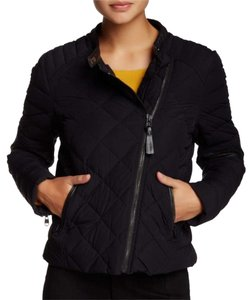 Mackage Zelie Light Down Topper Moto Jacket Winter Coat