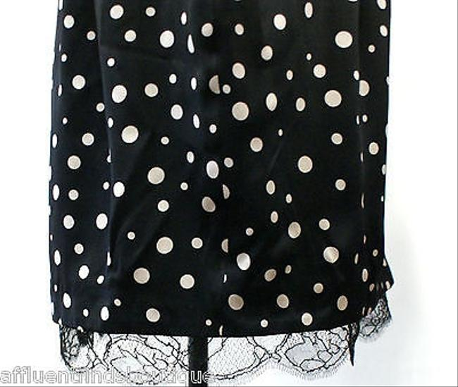 Other Les Hommes Polka Dot Silk Dress