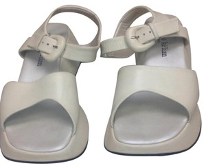 Stephane Kelian Cream Sandals