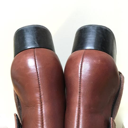 & Other Stories Brown Boots Image 4