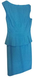 American Living short dress blue on Tradesy