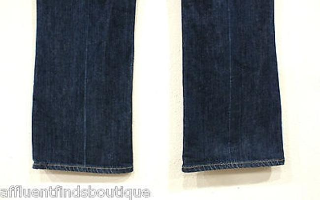 7 For All Mankind Flip Flop Straight Leg Jeans