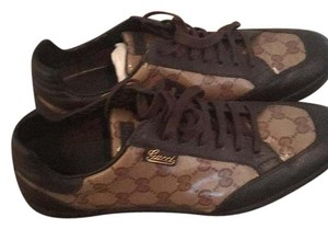 Gucci Shades of Brown Athletic
