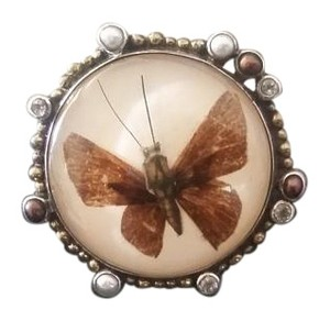 Echo of the Dreamer Echo of the Dreamer Moth Ring