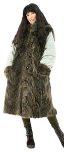 Saga Furs Fur Fox Fur Fox Fur Large Fox Fur Coat