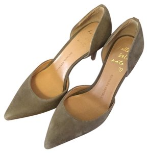 Banana Republic Grey Pumps