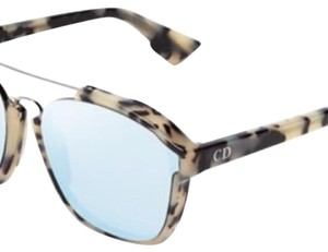 Dior Abstract Square Mirror Sunglasses