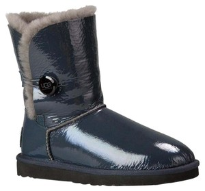 UGG Australia Boot Bailey Button Gray sterling Boots